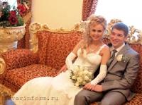 Торжественная церемония бракосочетания молодоженов Герасимовых прошла в Вологде