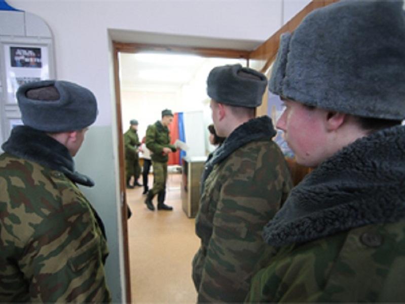 Военные части калининграда и области
