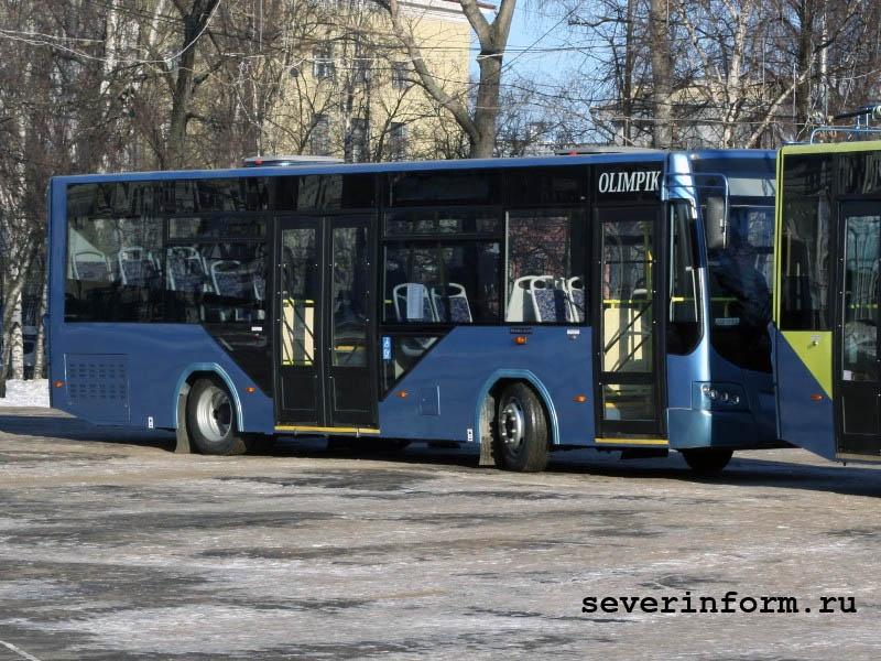 Жители Вологды смогут сами решить судьбу нескольких автобусных маршрутов.