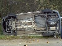 Водитель в Вологодской области покончил с собой после ДТП, в котором погиб его пассажир