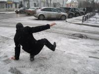 Ледяной дождь ожидается в Вологде