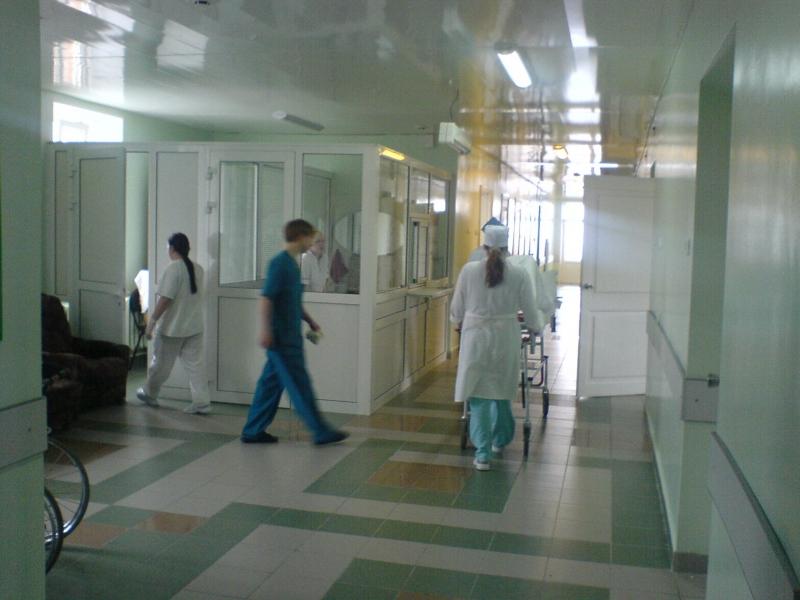 Детская стоматологическая поликлиника центральная 7