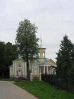 Храм в с.Покровское