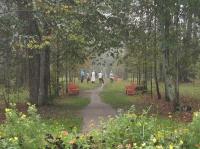 Парк в с.Покровское