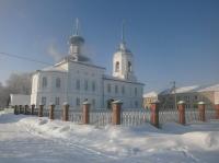 Церковь Николая Чудотворца в с.Сизьма