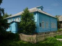 Музей Рубцова  в селе Никольское