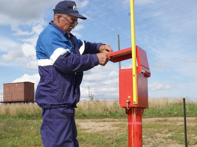 служба защиты подземных газопроводов