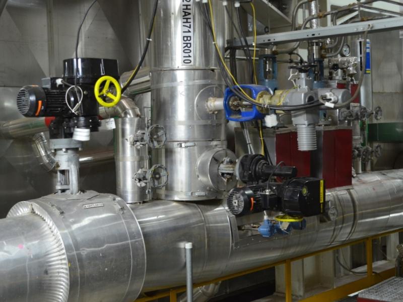 Газораспределение, газопотребление