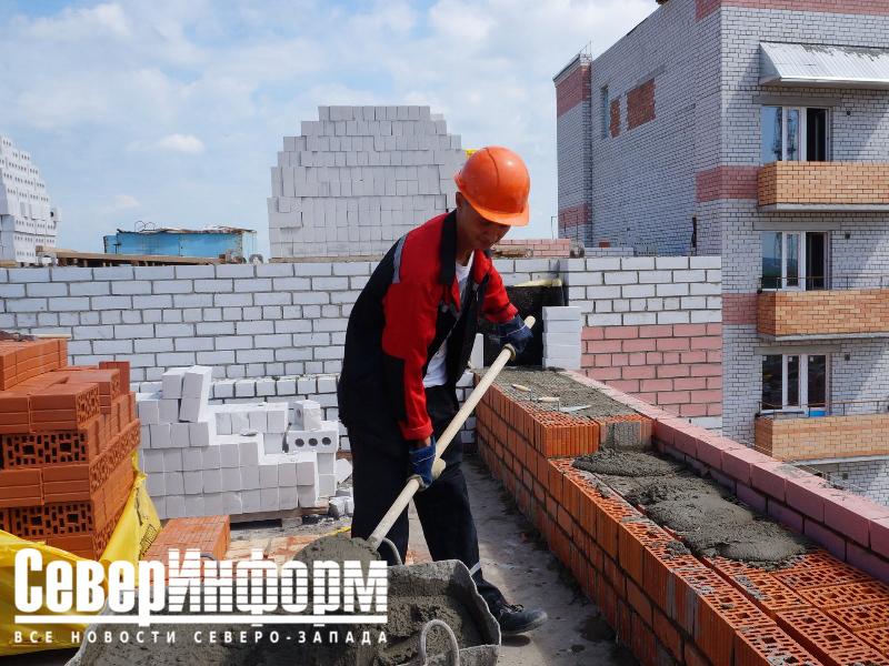 Максим Мошков: «Профессия каменщика будет востребована всегда, человека тут не заменит никакая техника» (ФОТО)