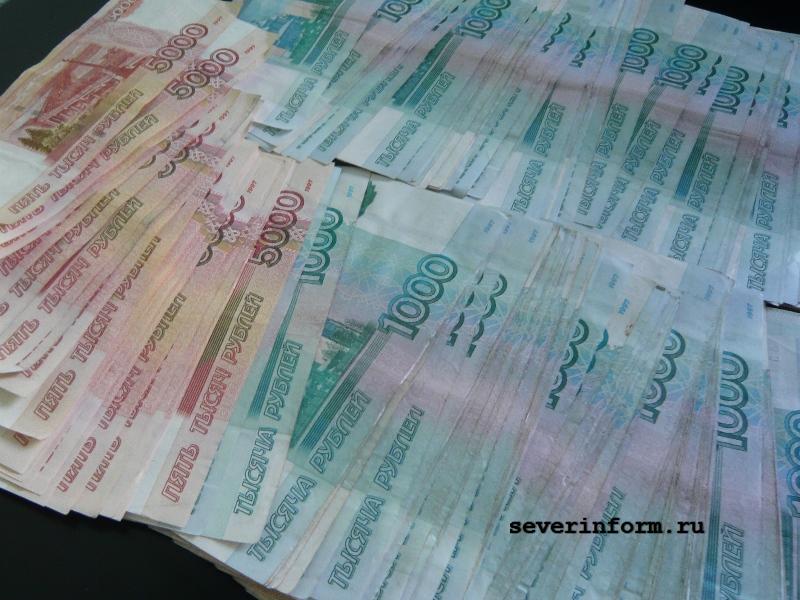 Размер рублевых вкладов вологжан за год увеличился на семь миллиардов