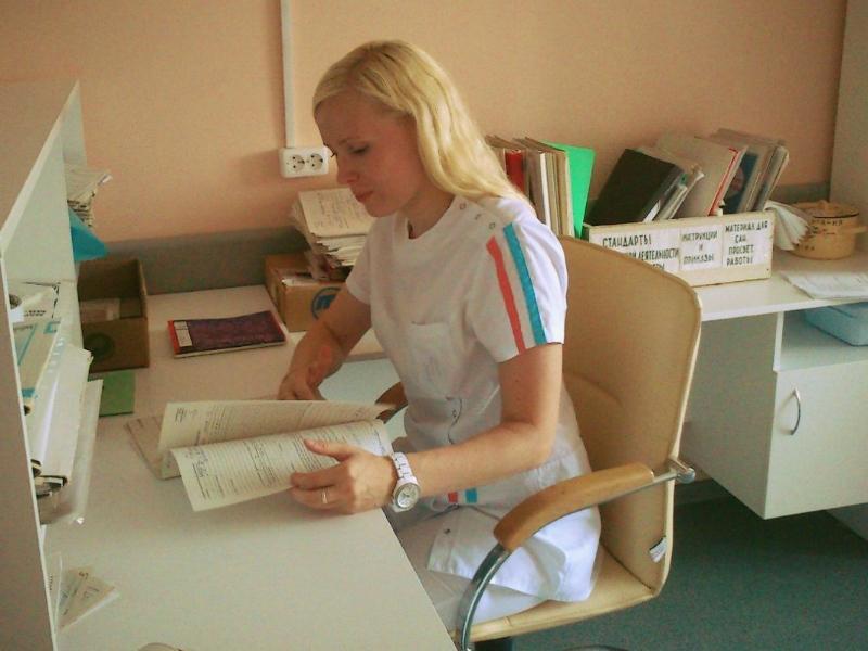 фото медсестер в россии частное