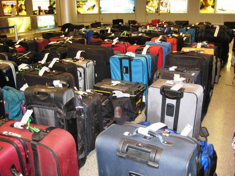 Большинство вологжан, отдыхающих в Египте, не столкнулись с трудностями получения багажа