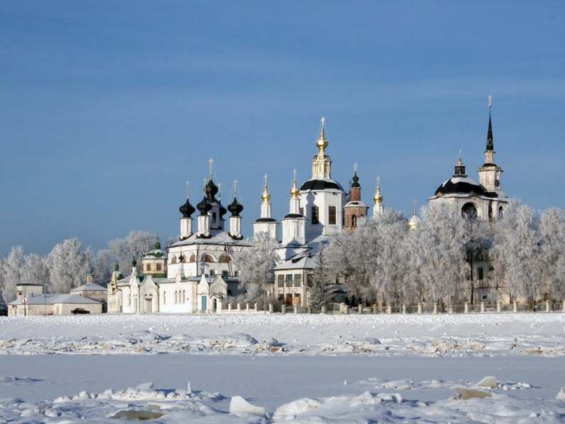 Великий Устюг вошел в топ-10 популярных городов для путешествия на Новый год