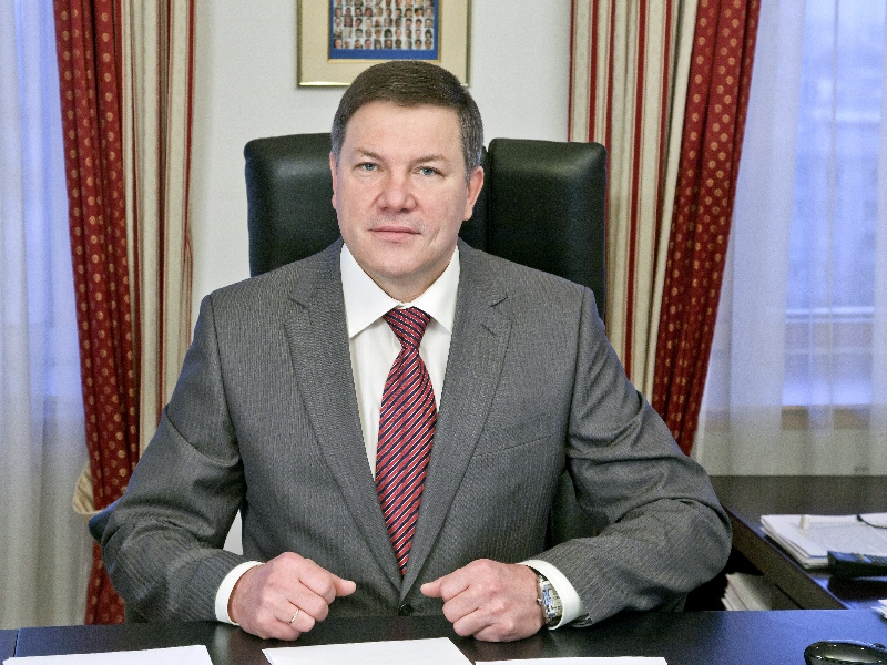 Олег Кувшинников получил «четверку» в рейтинге политической выживаемости губернаторов