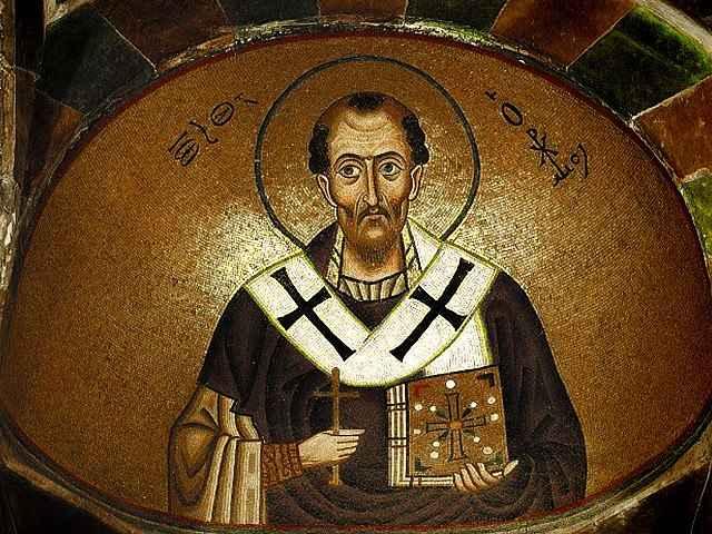 Православная Церковь 26 ноября чтит память Иоанна Златоуста