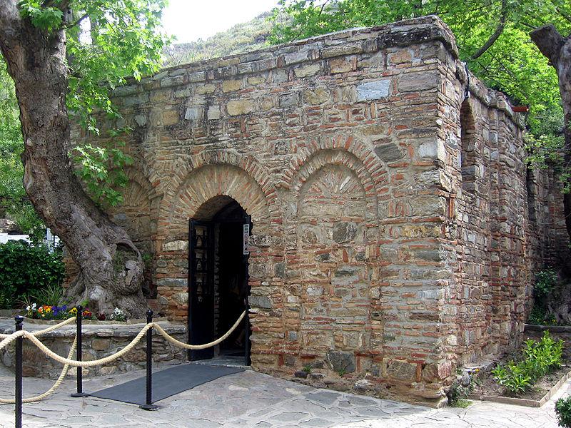 Копию Дома Пресвятой Богородицы в Эфесе планируется построить в Череповце (АУДИО)