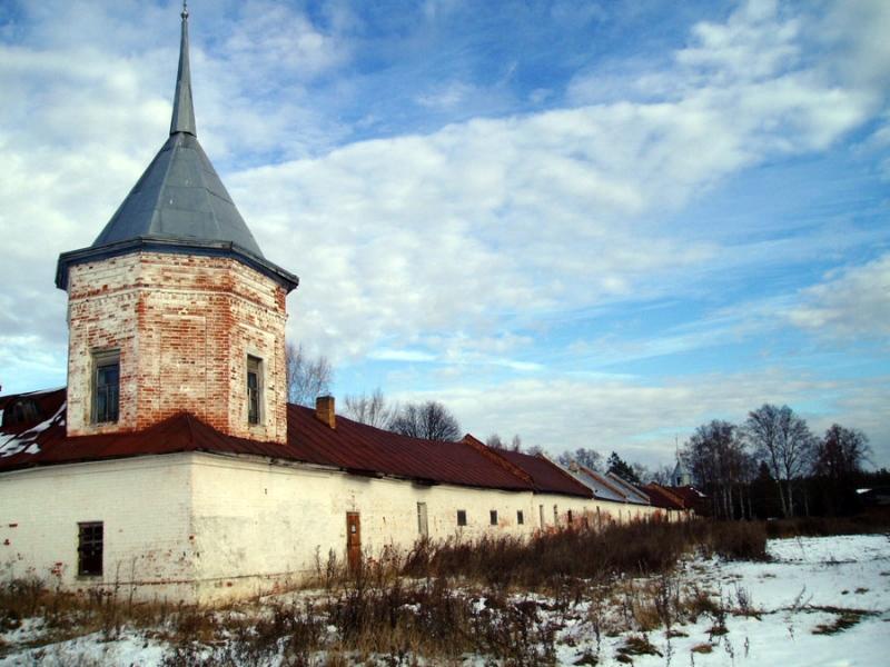 В Кадуйском районе планируется восстановить Филиппо-Ирапский монастырь (АУДИО)