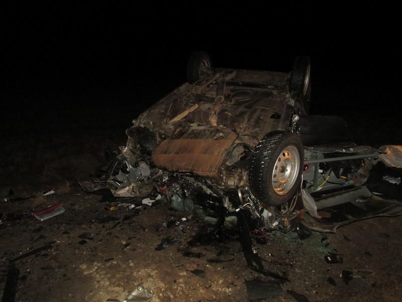 Появились подробности ДТП с двумя погибшими на трассе «Вологда – Новая Ладога» (ФОТО)