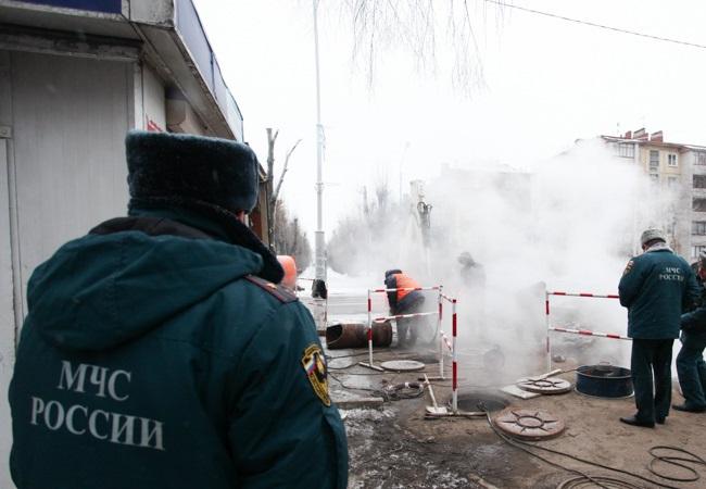 Глава МЧС России: «Необходимо взять под контроль ситуацию на всех федеральных трассах»