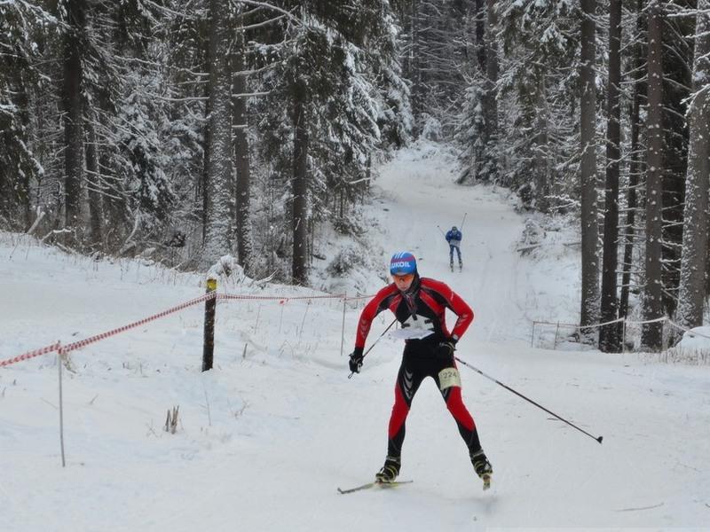 Всероссийские соревнования  по спортивному ориентированию проходят в Вологде