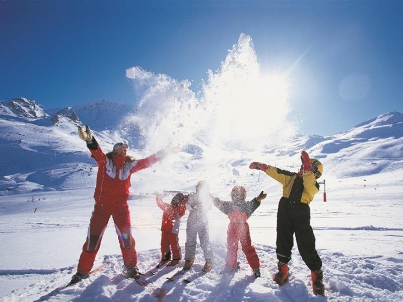 В России отмечают Международный день снега