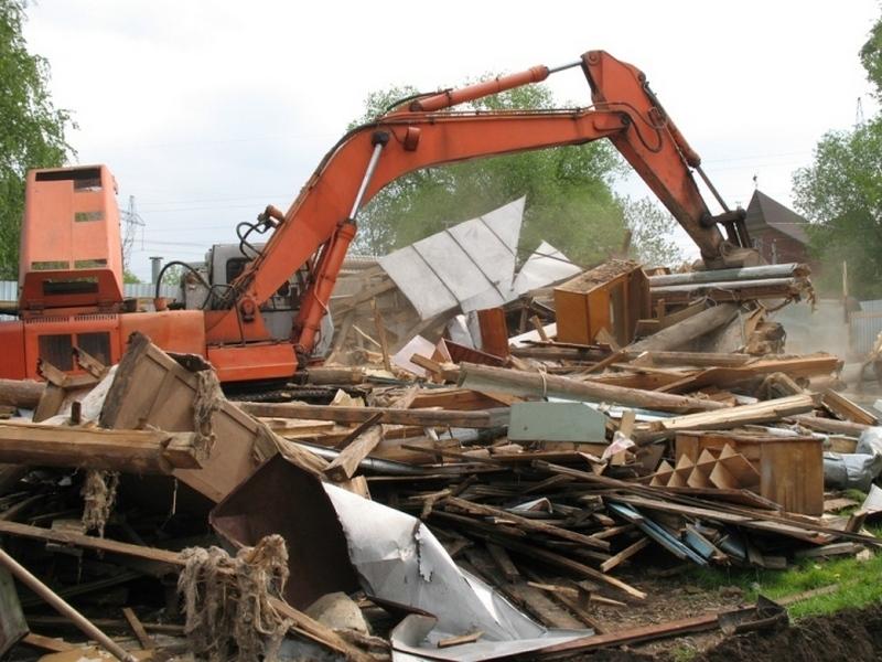 В Государственную думу внесут законодательный проект, запрещающий сносить самовольные постройки без решения суда