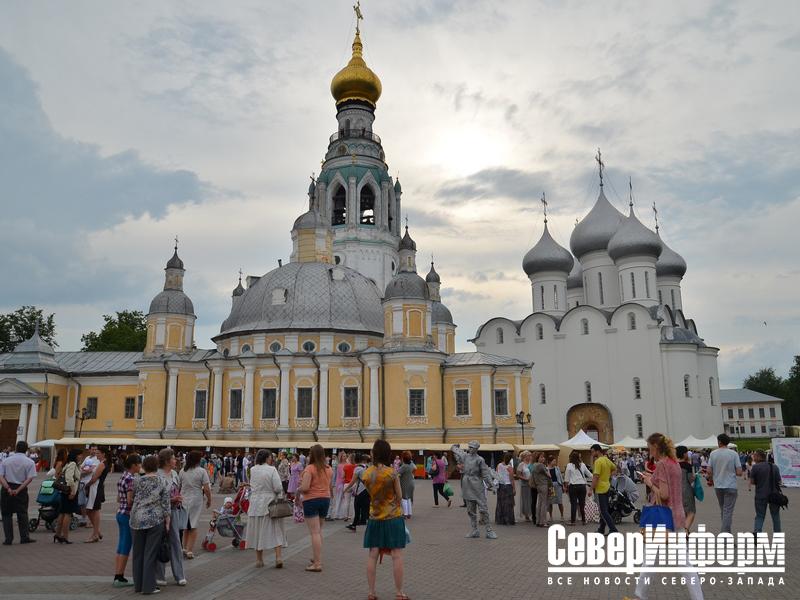 Напротивоаварийные работы вСофийском соборе вВологде выделят 15 млн. руб.