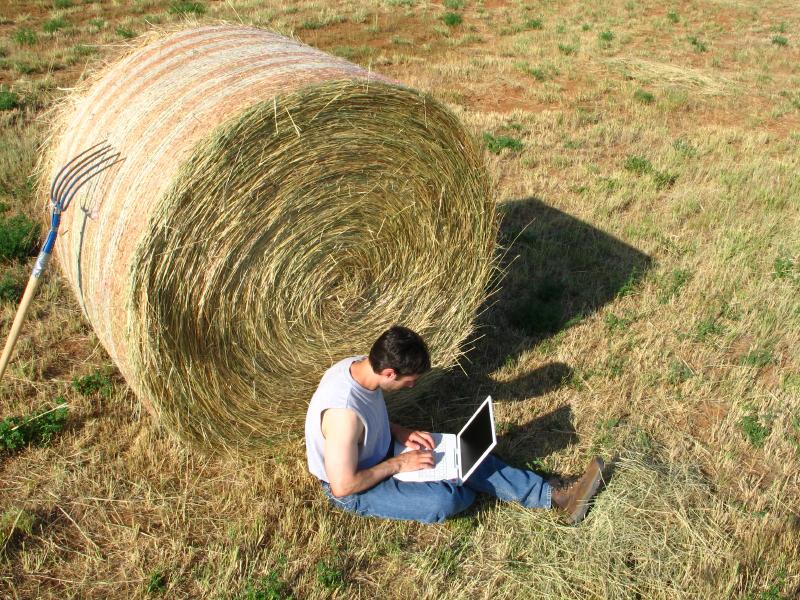 если плохо ловит интернет в деревне