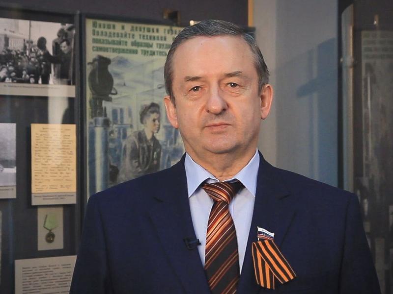 Медиалогия: председатель Думы ХМАО Борис Хохряков на12 месте в русском рейтинге