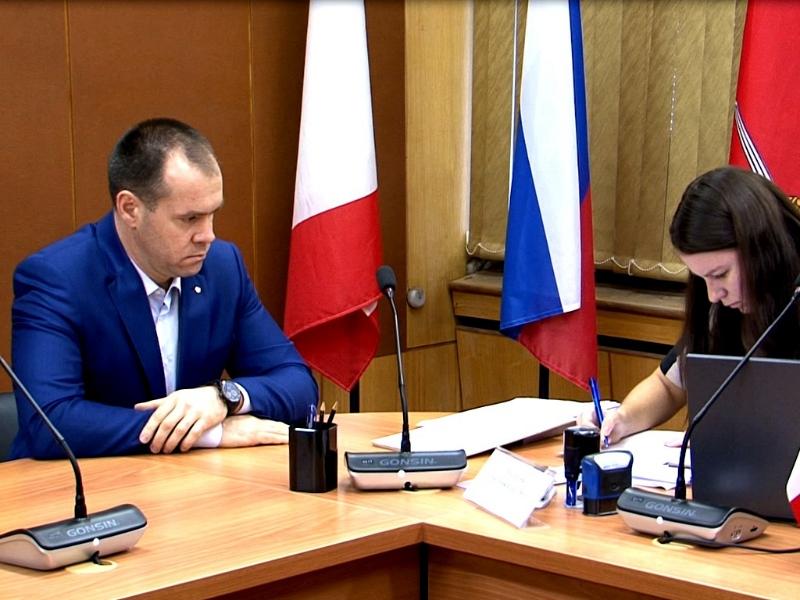 Как и предполагалось: утвержден сити-менеджер Вологодского района