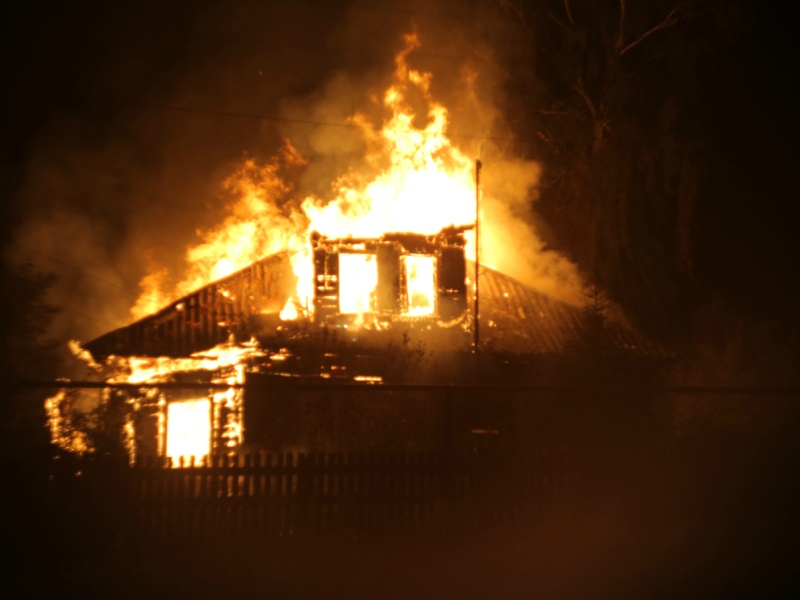 ВВологодской области местный гражданин живьем сжег мать ипопытался уничтожить отца