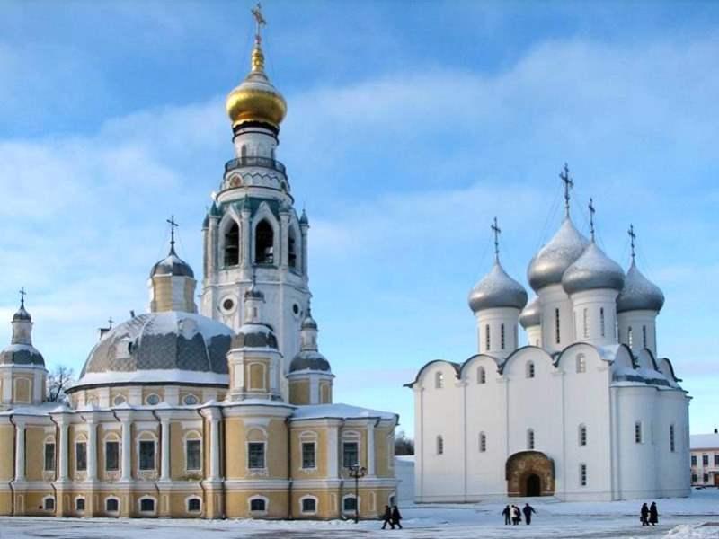 Вологда вошла в 10-ку самых популярных у туристов городов