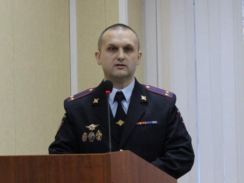 ВВологде назначили нового начальника милиции