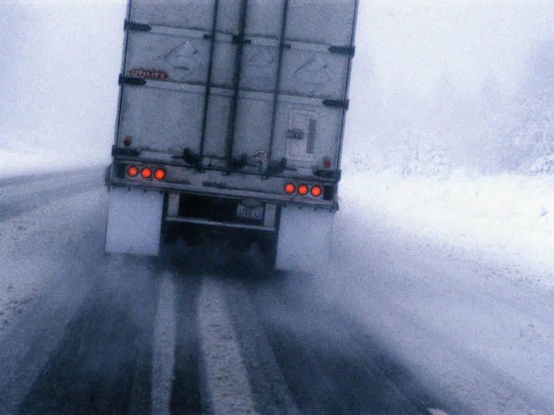 Подороге изЛенобласти вЧереповец пропал грузовой автомобиль с20 тоннами металлоконструкций