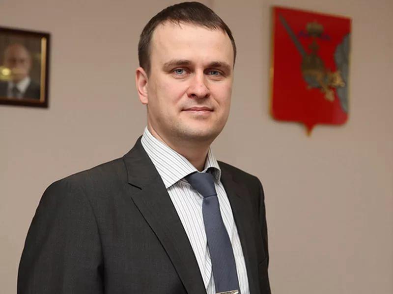 Суд арестовал экс-замгубернатора Вологодской области Николая Гуслинского