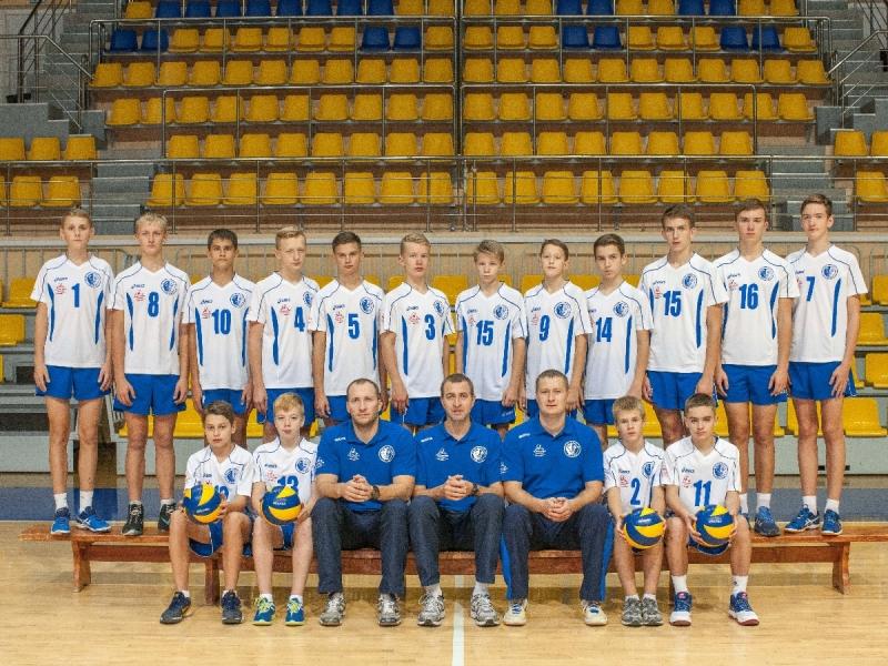 Костромские волейболисты стали лучшими навсероссийском турнире поволейболу