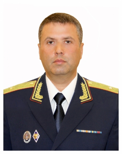 Начальником вологодского управления следственного комитета назначен Эдуард Шрамко