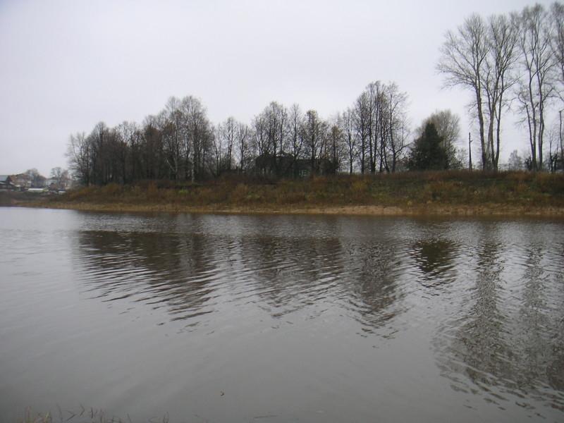 Возбуждено уголовное дело пофакту земляных работ наберегу реки Тошни