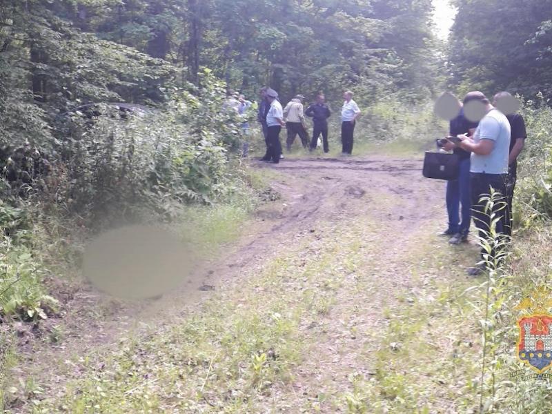 Мужчину, тело которого отыскали вПолесском районе, живьем сожгла его любовница