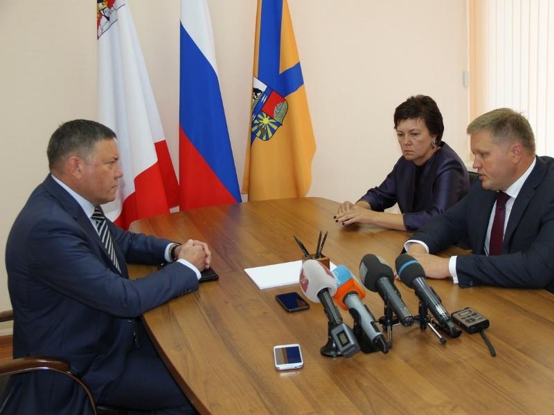 Мэр Череповца объявил о собственной отставке