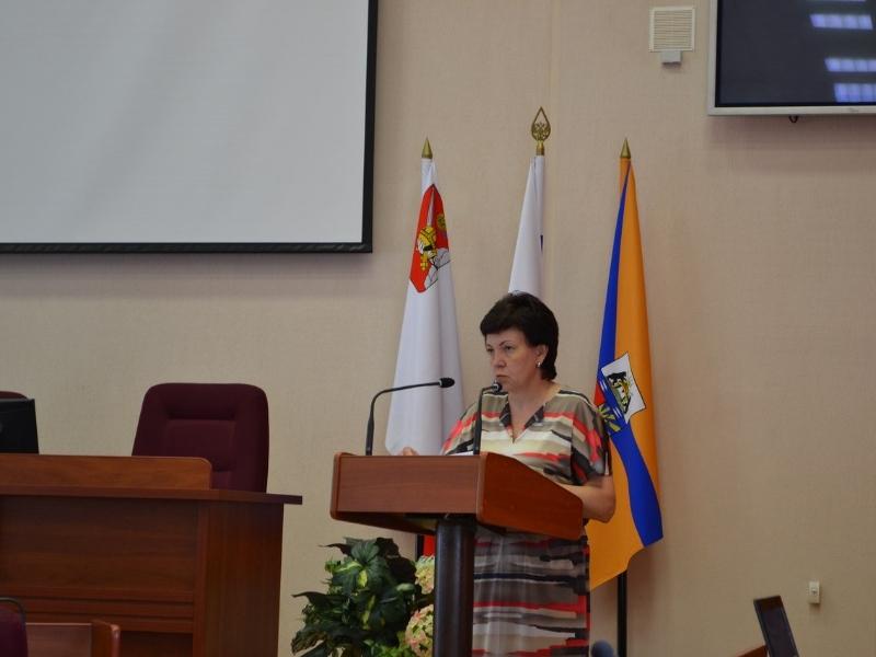 Елена Авдеева подала документы насоискание должности главы города Череповца