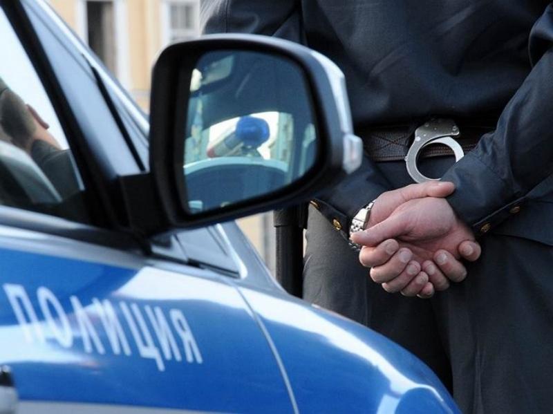 ВУстюженском районе полицейского могут сократить заприменение физической силы кзадержанному