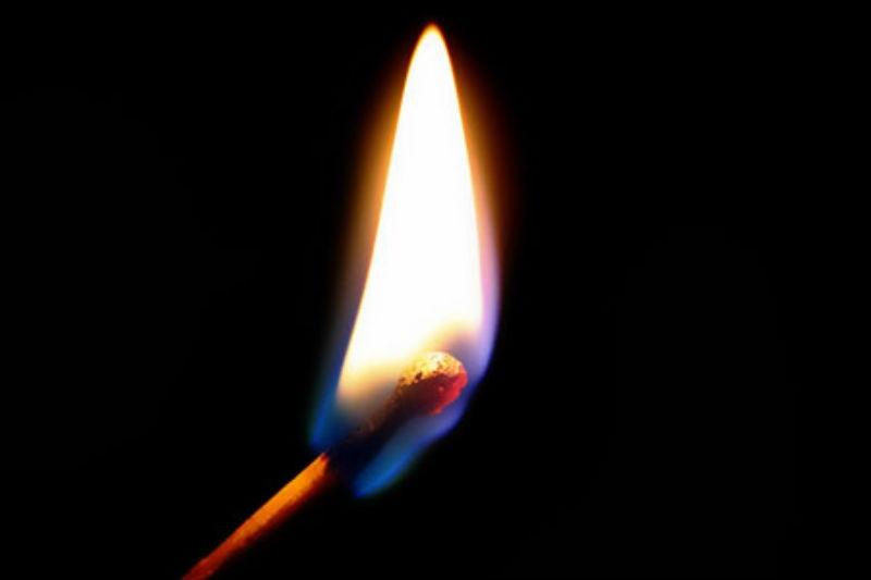Гражданин Вытегорского района попытался сжечь живьем свою сожительницу