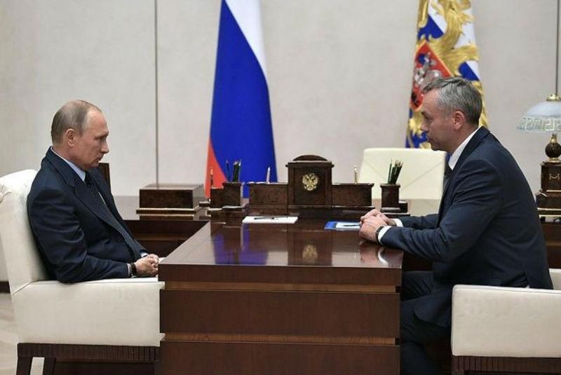 Вначале осени будущего года пройдут досрочные выборы губернатора Новосибирской области