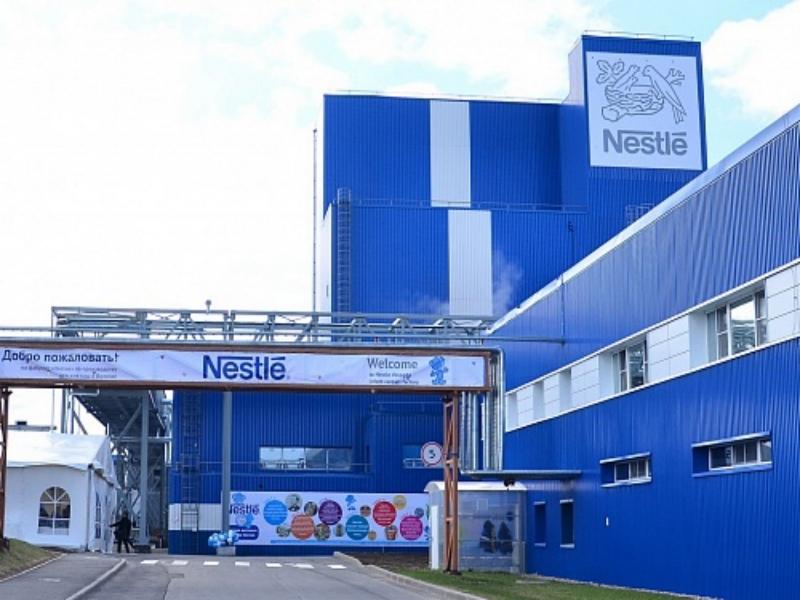 ВВологде создадут крупнейшую фабрику детского питания Nestle вевропейских странах