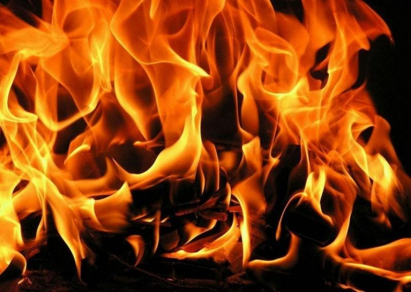 ВЧереповецком районе наместе пожара нальнохранилище найден труп мужчины