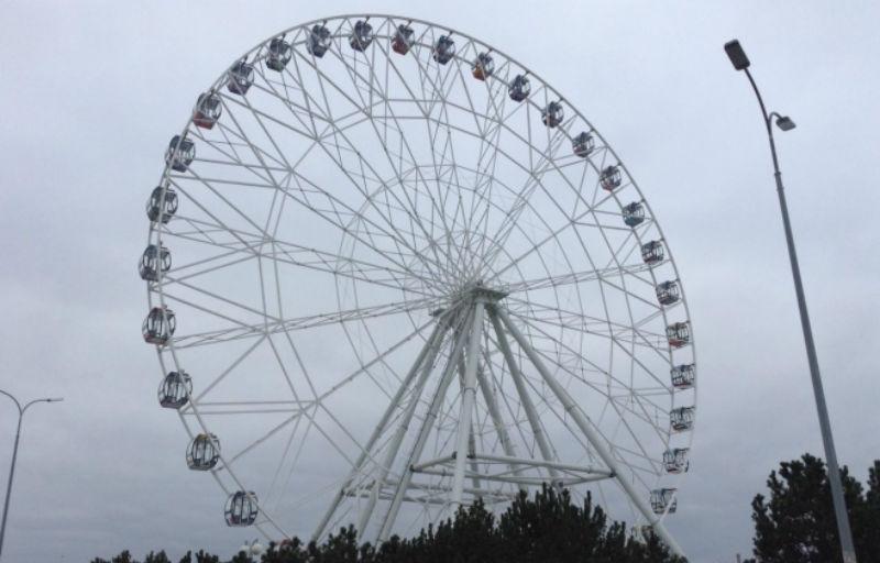 ВВологде все-таки построят колесо обозрения