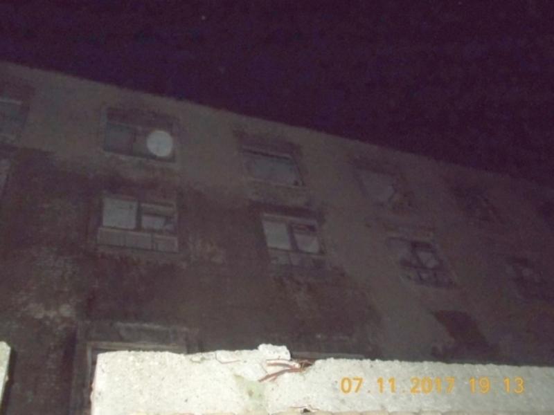 Ребенок упал изокна заброшенного здания вЧереповце