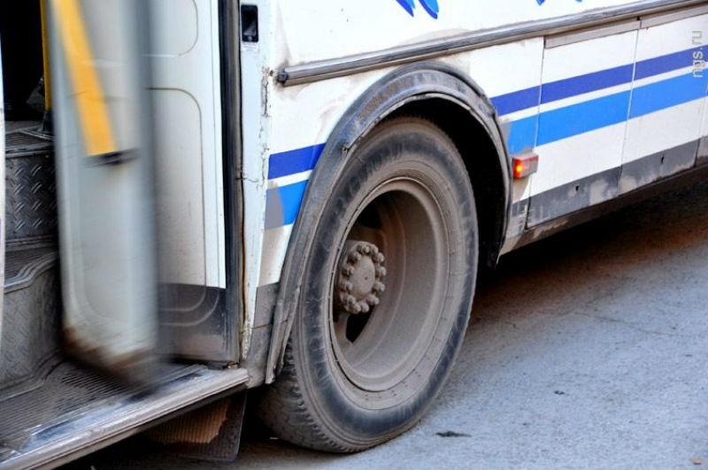 ВЧереповце повине водителя изавтобуса выпала пенсионерка
