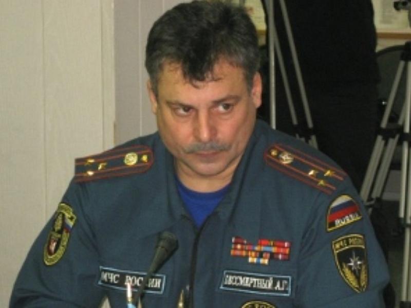 Дело экс-руководителя регионального управления МЧС Андрея вечного  передадут всуд